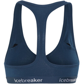 Icebreaker W's Sprite Racerback Bra Largo/Largo